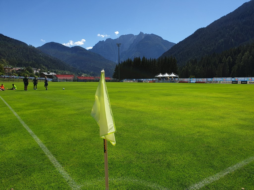 Auronzo di Cadore, Source- Official S.S. Lazio