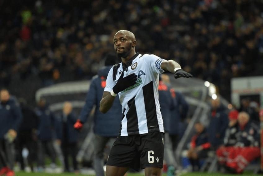 Seko Fofana / Udinese, Source- Zimbio