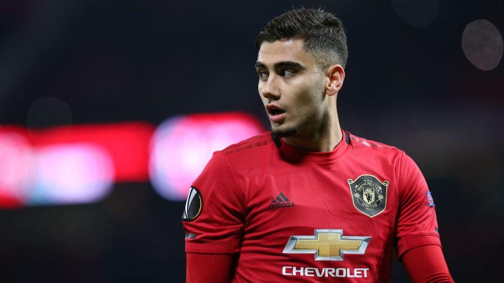 Andreas Pereira / Manchester United