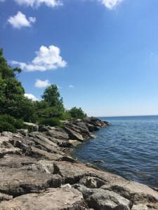 Lake Ontario waterfront trail