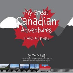 My Great Canadian Adventures book cover