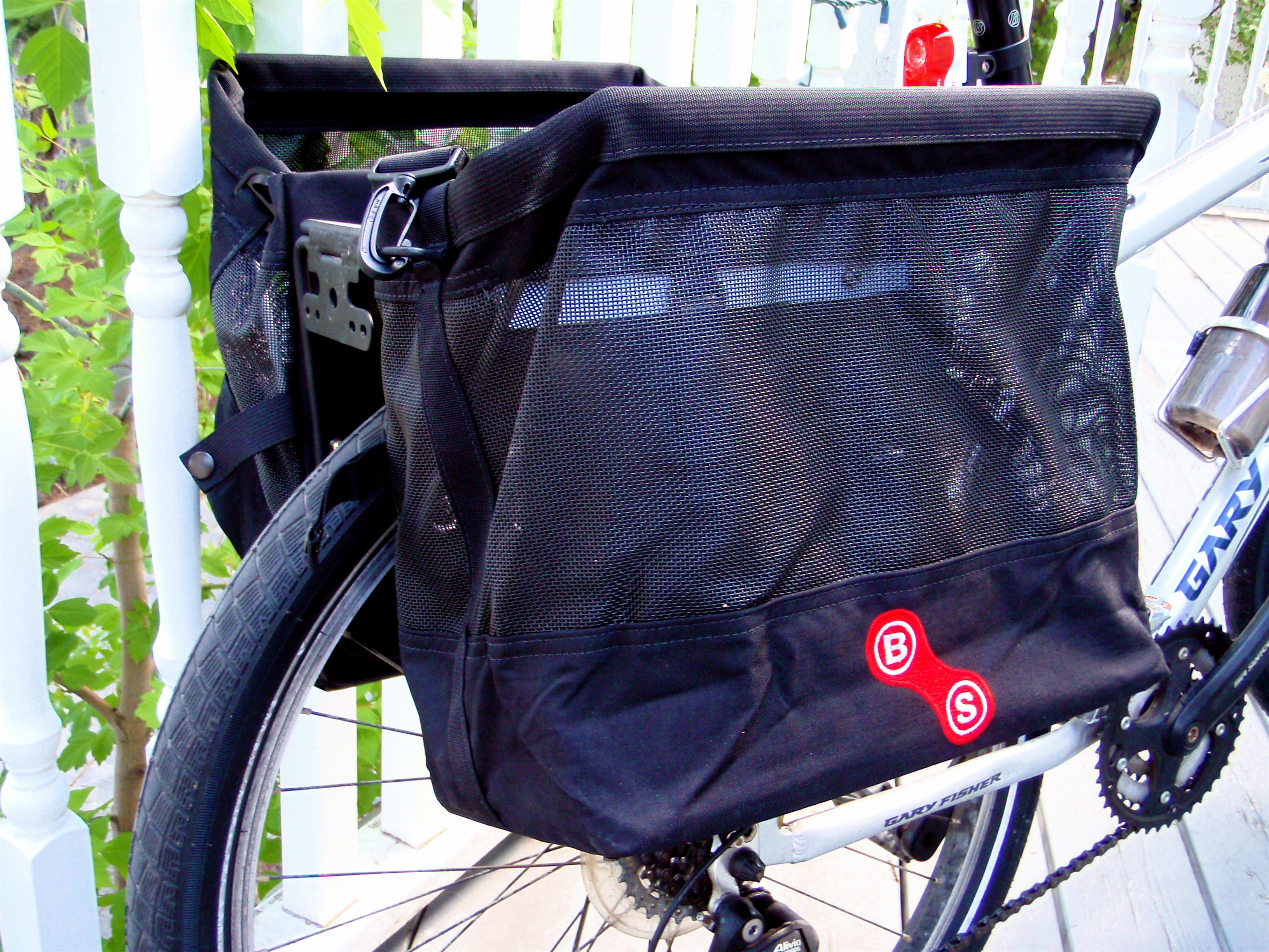 Jandd Grocery Panniers