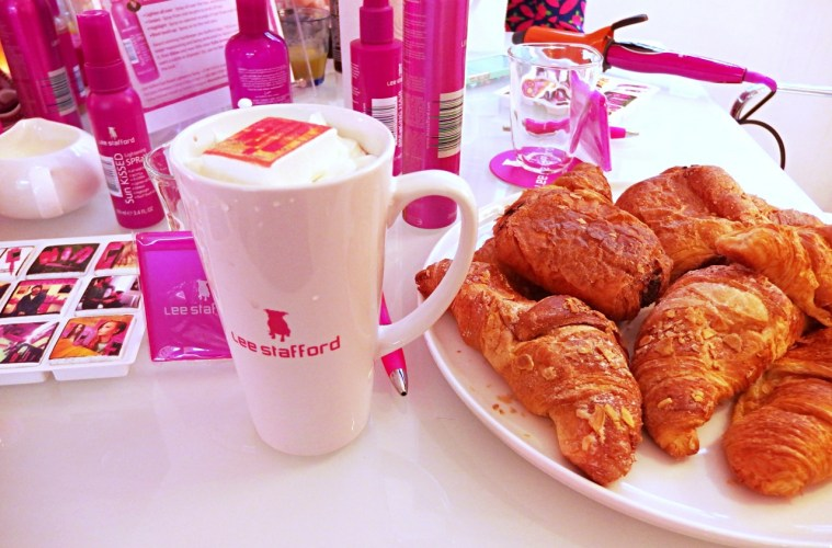 Lee Stafford Breakfast