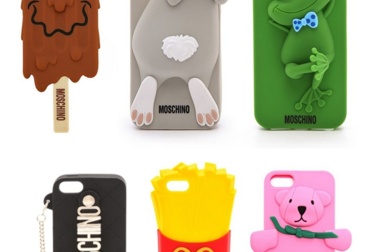 Moschino iPhone Covers