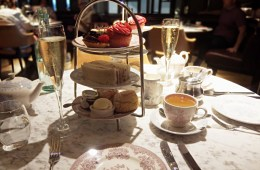The Strand Dining Rooms Afternoon Tea