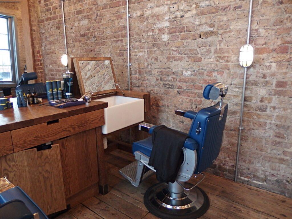 Ruffians Barber Shop Covent Garden