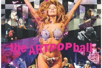 Win Tickets To Lady Gaga ARTPOP Ball