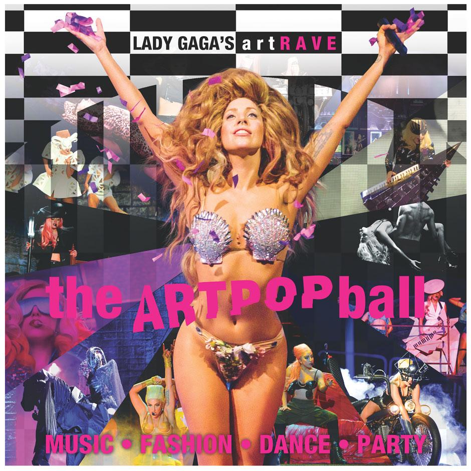 Win Tickets To Lady Gaga ARTPOP Ball
