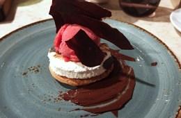 The Fable Wagon Wheel Dessert