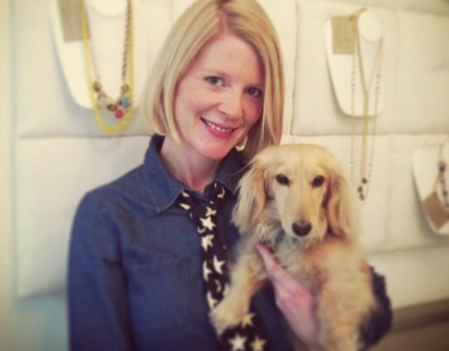 Rachel Jackson Founder of Cinderela B Jewellery
