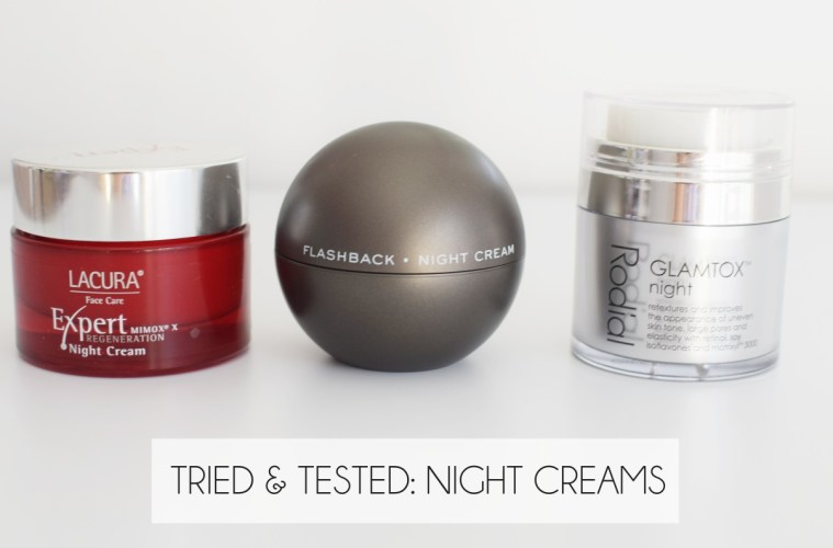 Night Creams For All Budgets