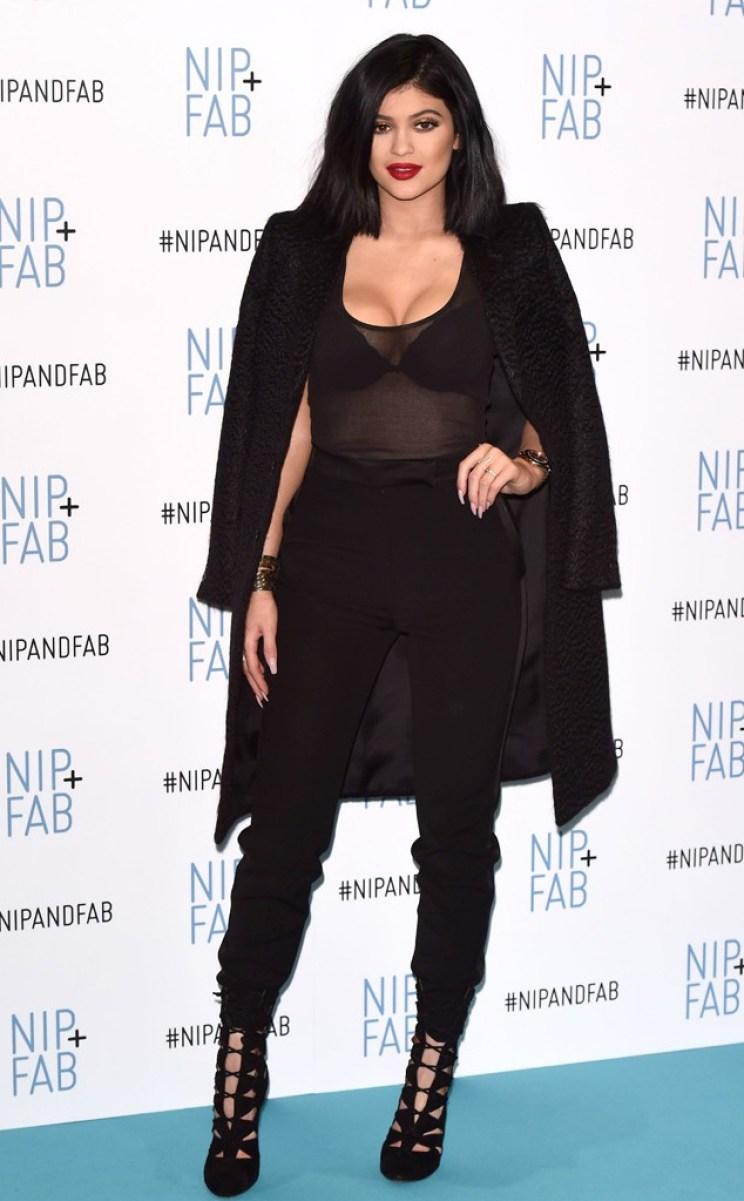 Kylie Jenner Nip & Fab