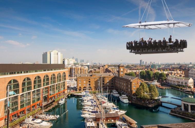 London in the Sky
