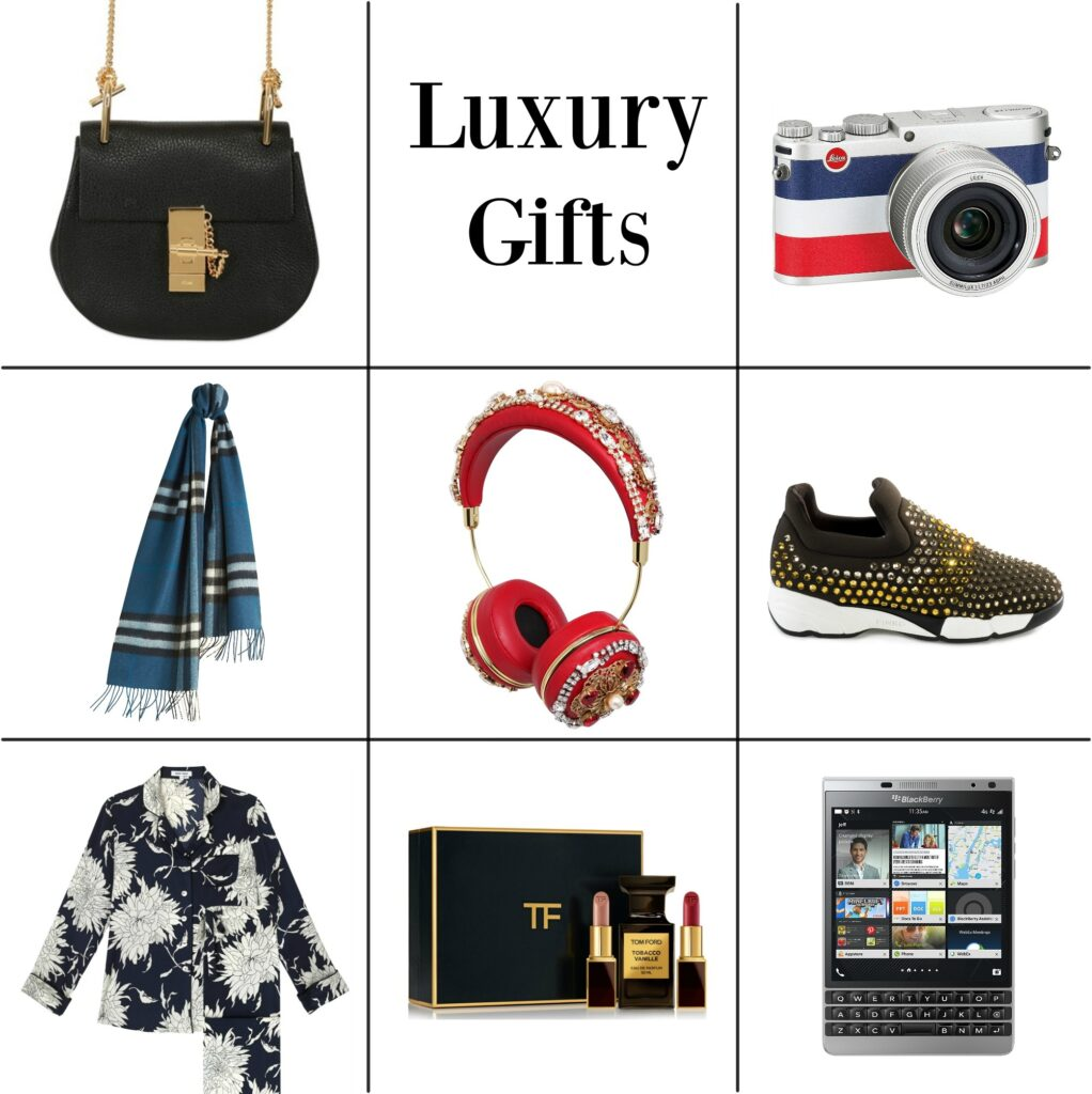 Luxury Gift Ideas Christmas