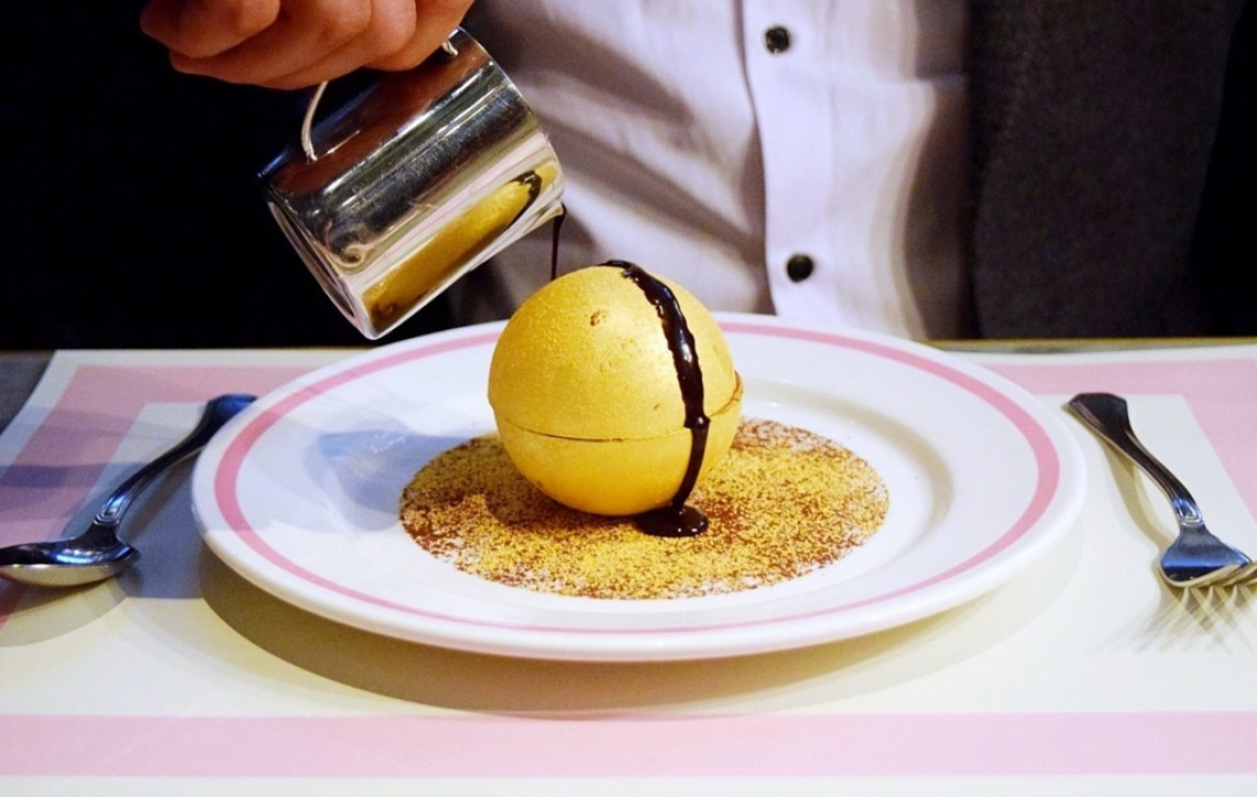 Bob Bob Ricard BRB Chocolate Glory - Best desserts in London - The LDN DIaries