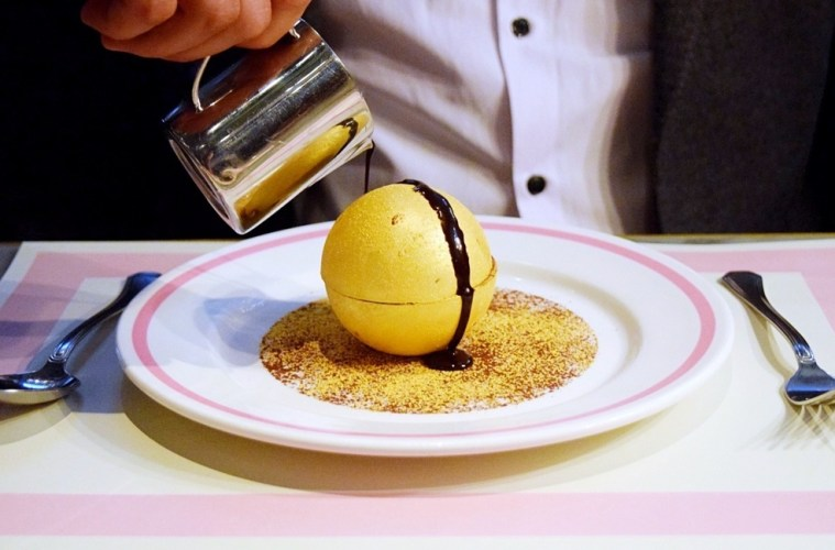 Bob Bob Ricard BRB Chocolate Glory - Best desserts in London - The LDN DIaries