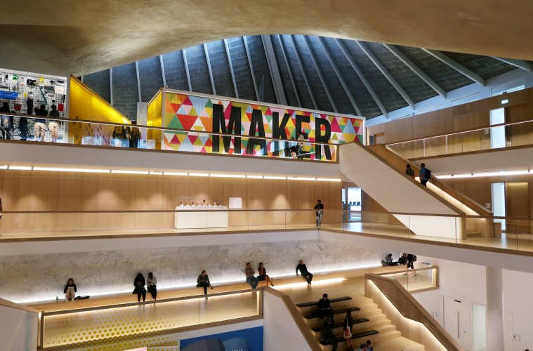 Design Museum Kensington London - London Lifestyle Blog The LDN Diaries