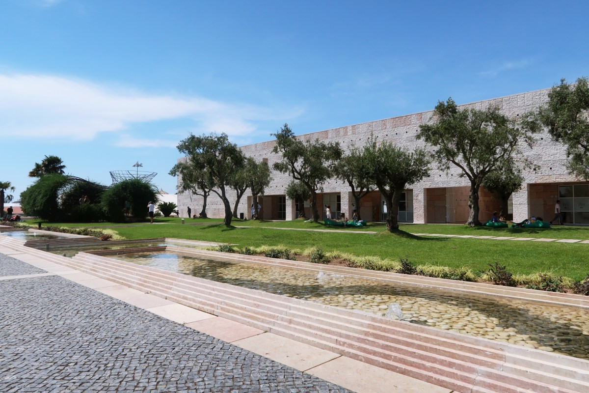 Contemporary Art Centre - things to do in Lisbon - travel blog
