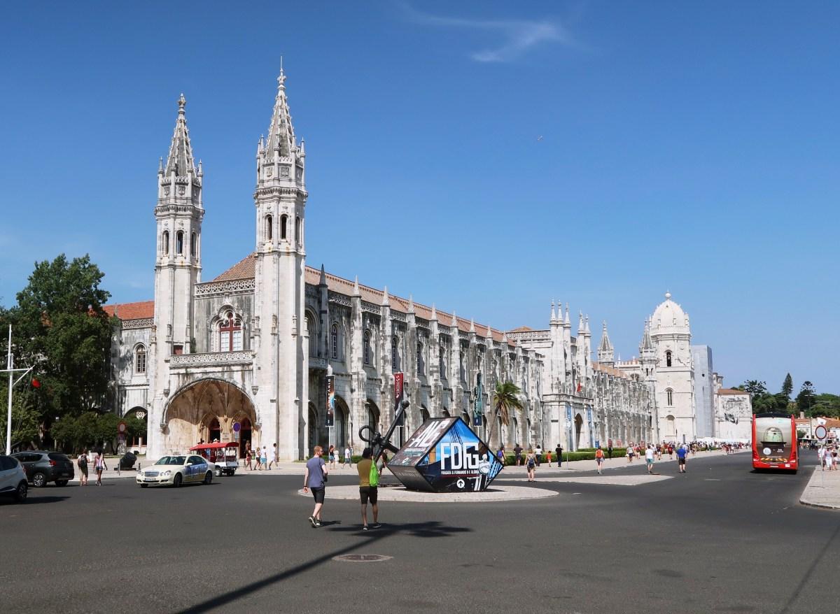 Mosteiro dos Jeronimos - things to do in Lisbon
