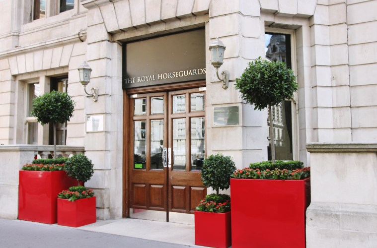 Royal Horseguards Hotel Review - London Lifestyle Blog The LDN Diaries