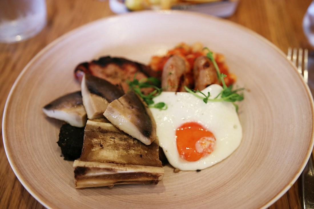 Gillrays full breakfast