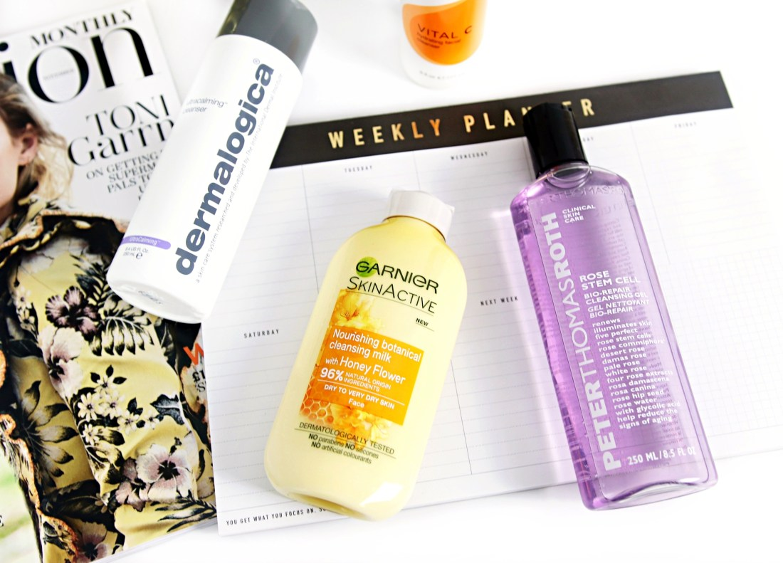 Best Cleanser For Dehydrated Skin