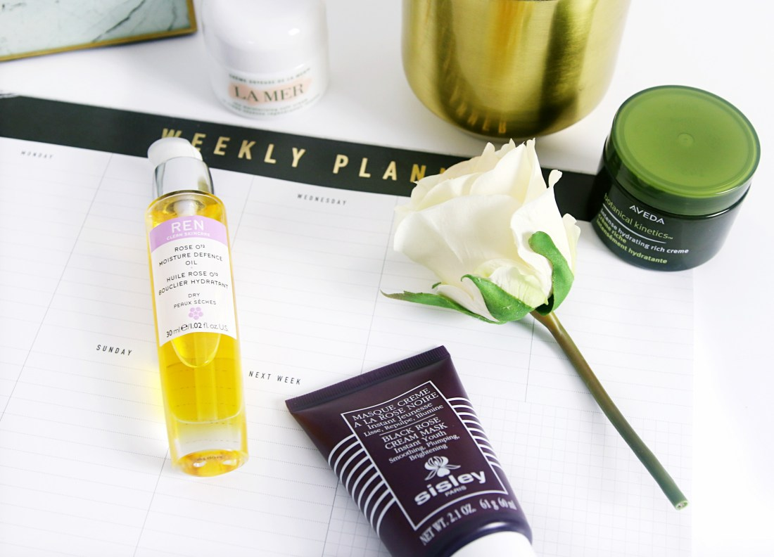 REN Moisture Defence Oil Best Products For Dehydrated Skin