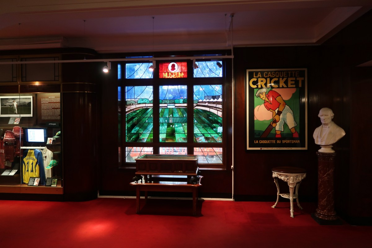 Lord's Cricket Club Museum