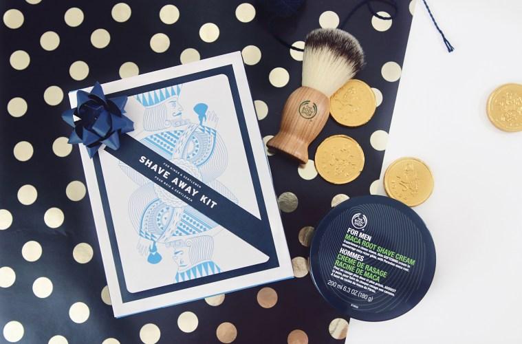 Body Shop Mens Set - Christmas Gift Ideas For Him