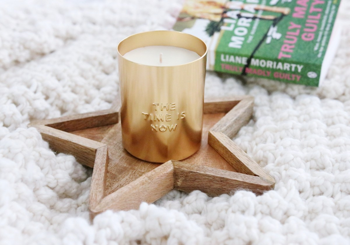 Kikki K Time Is Now Candle