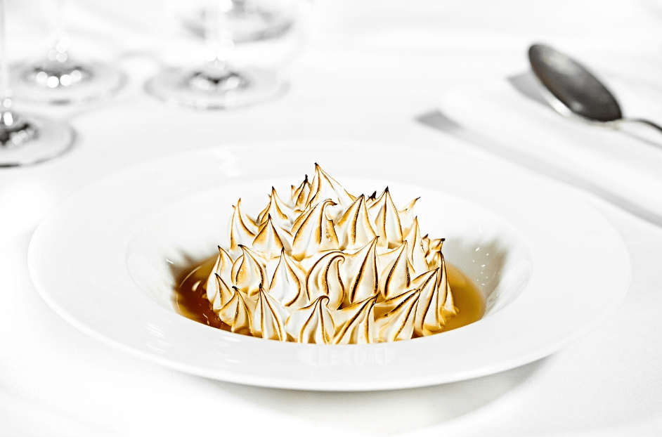 Savoy Grill Bombe Nero - Best desserts in London - The LDN DIaries