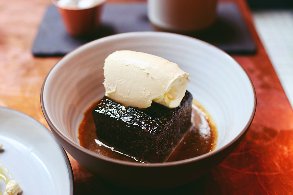 Sticky Toffee Pudding Sunday Lunch Boxcar Boxcar Butcher & Grill Marylebone Review