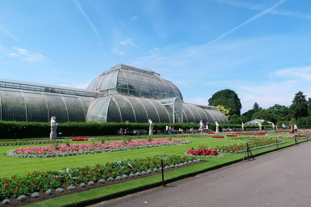 Kew Gardens The LDN Diaries