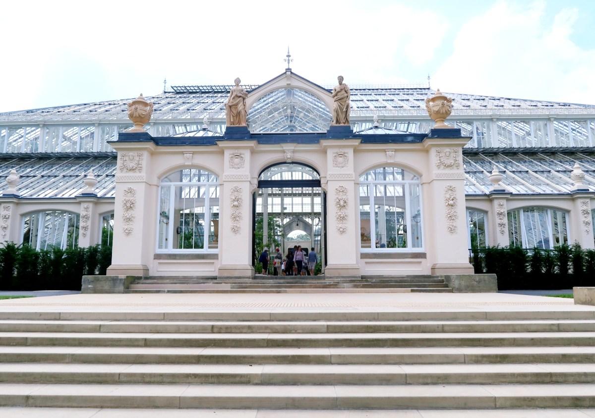 Temperate House Kew Gardens The LDN Diaries