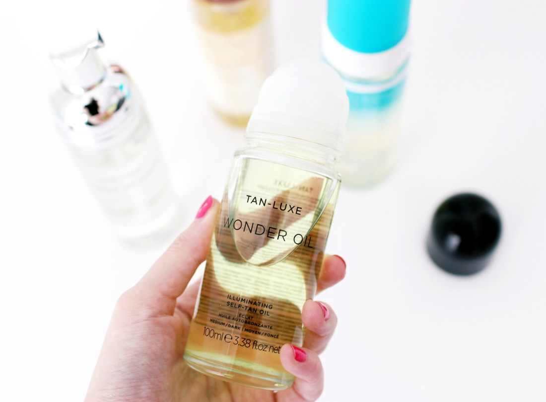 Tan Luxe Wonder Oil Review