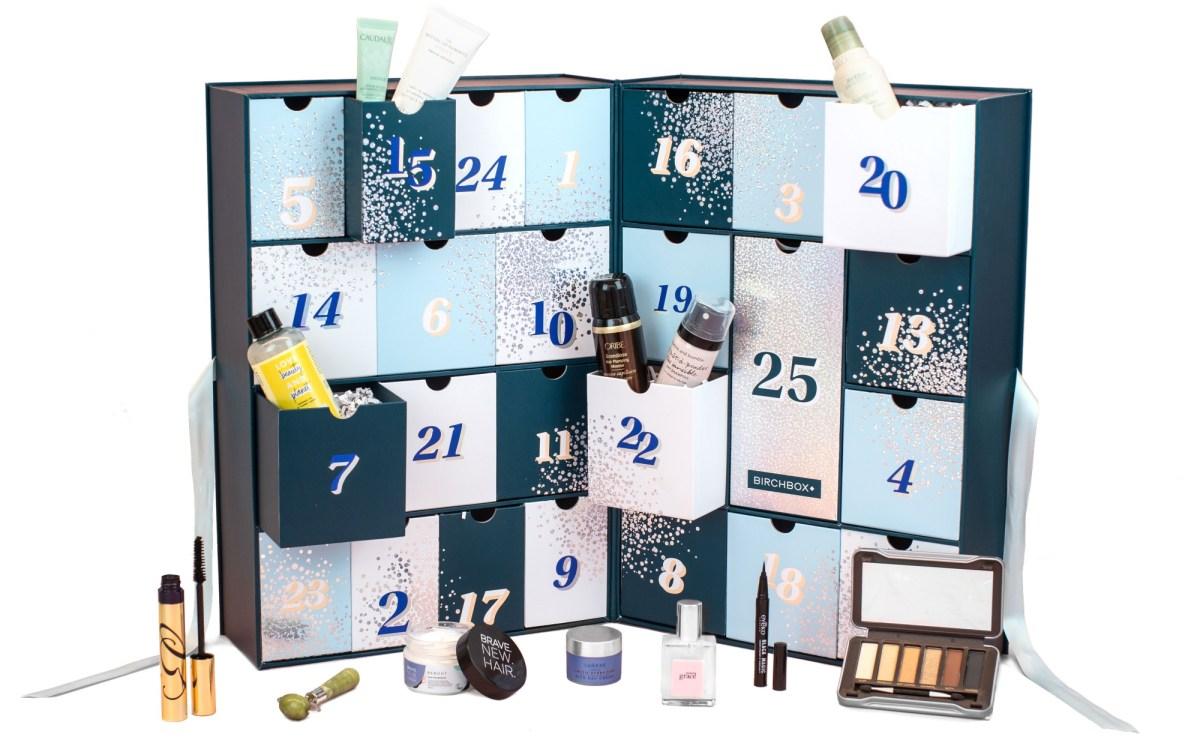Birchbox beauty advent calendar 2019 - The LDN Diaries