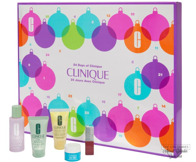 24 Days of Clinique Beauty Advent Calendar 2018 - The LDN Diaries