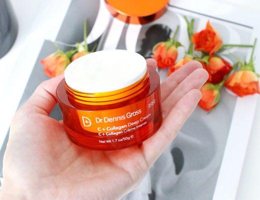 Dr Dennis Gross C+ Collagen Deep Cream Review - The LDN Diaries