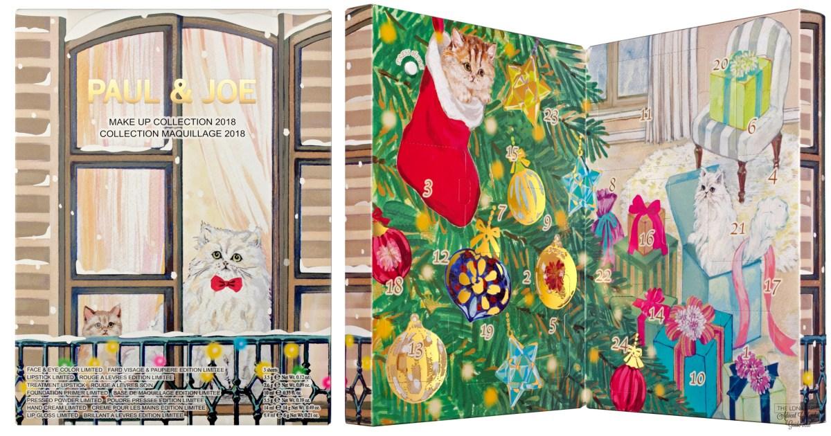 Paul & Joe Advent Calendar 2018