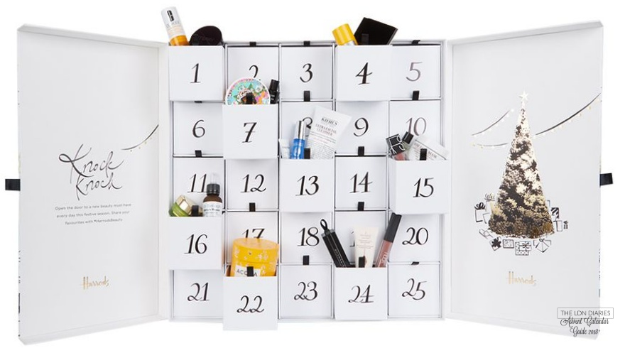 Harrods Advent Calendar 2018 - The LDN Diaries