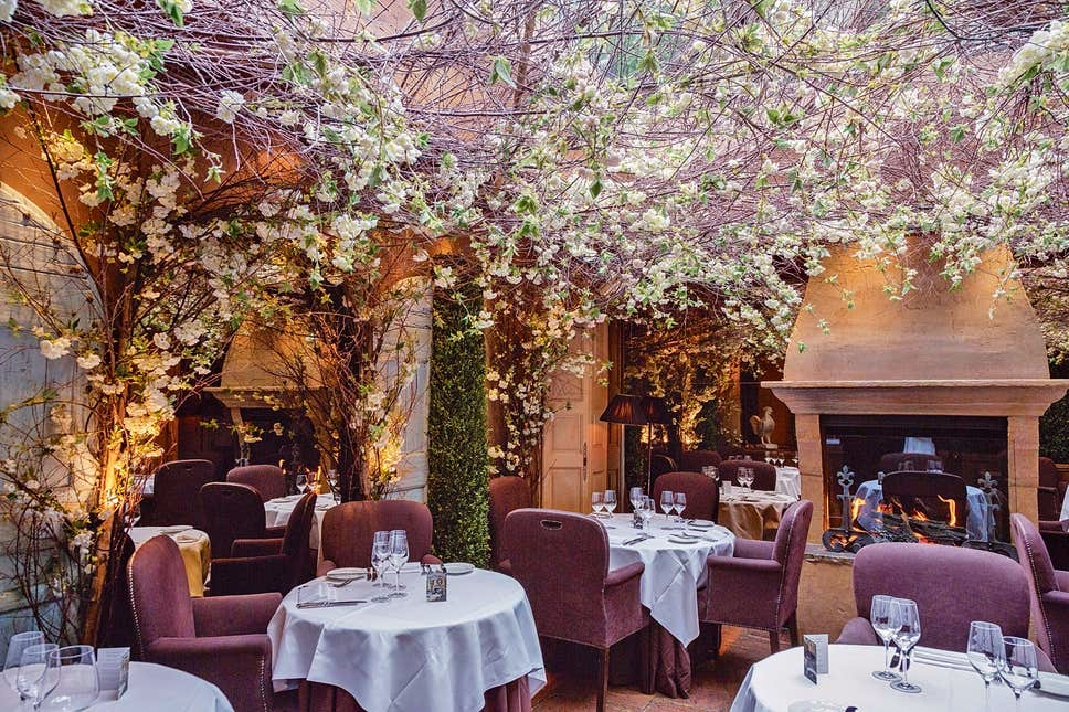 Clos Maggiore - Best Places To Propose London
