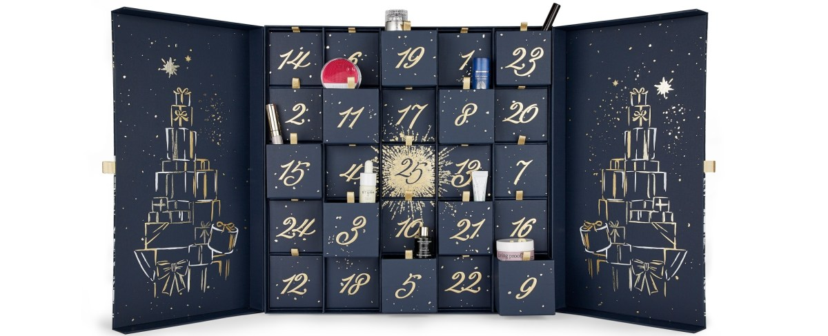 Harrods beauty advent calendar 2019 - The LDN Diaries