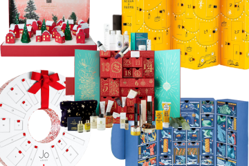 Beauty Advent Calendar 2020-theldndiaries