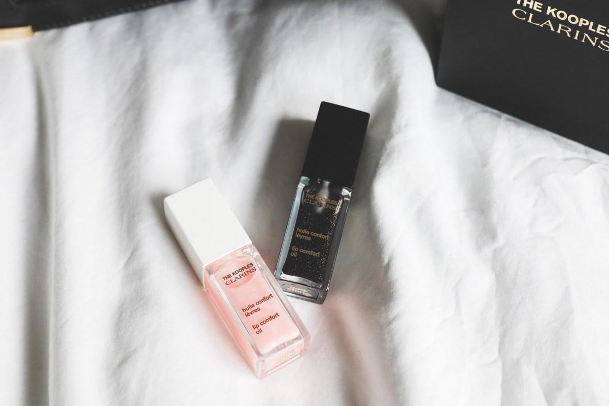 Clarins x The Kooples Comfort Lip Oils- The LDN Diaries