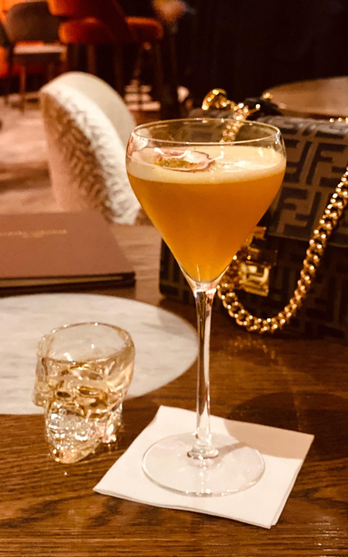 Harvey Nichols Fifth Floor Bar - The LDN Diaries
