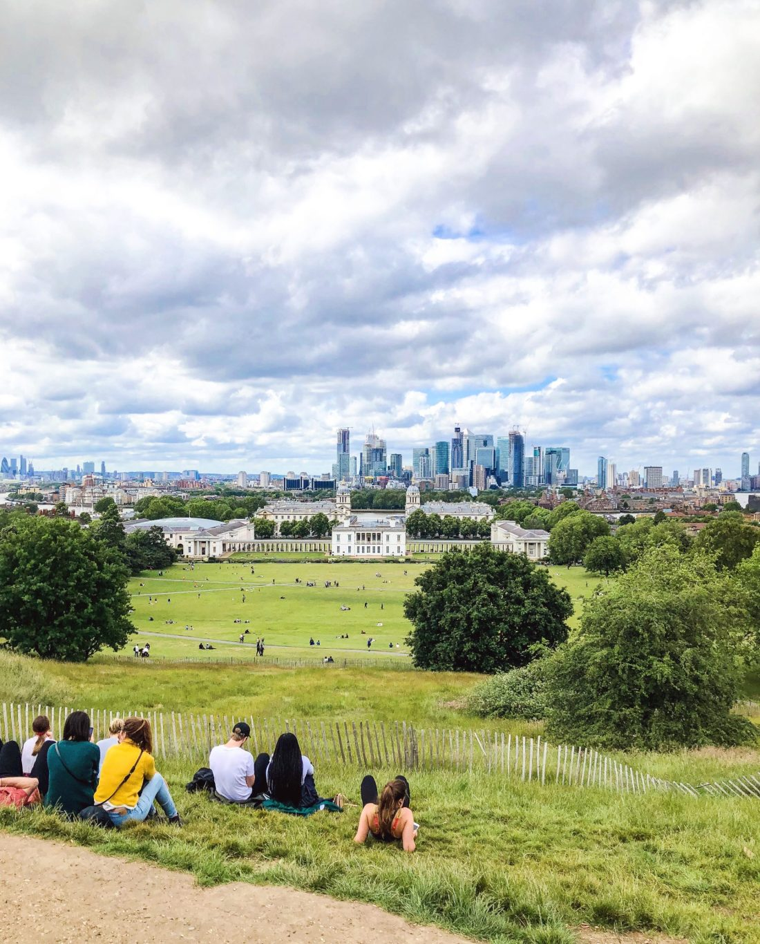 View from Royal Observatory Greenwich - Things To Do Greenwich | The LDN Diaries