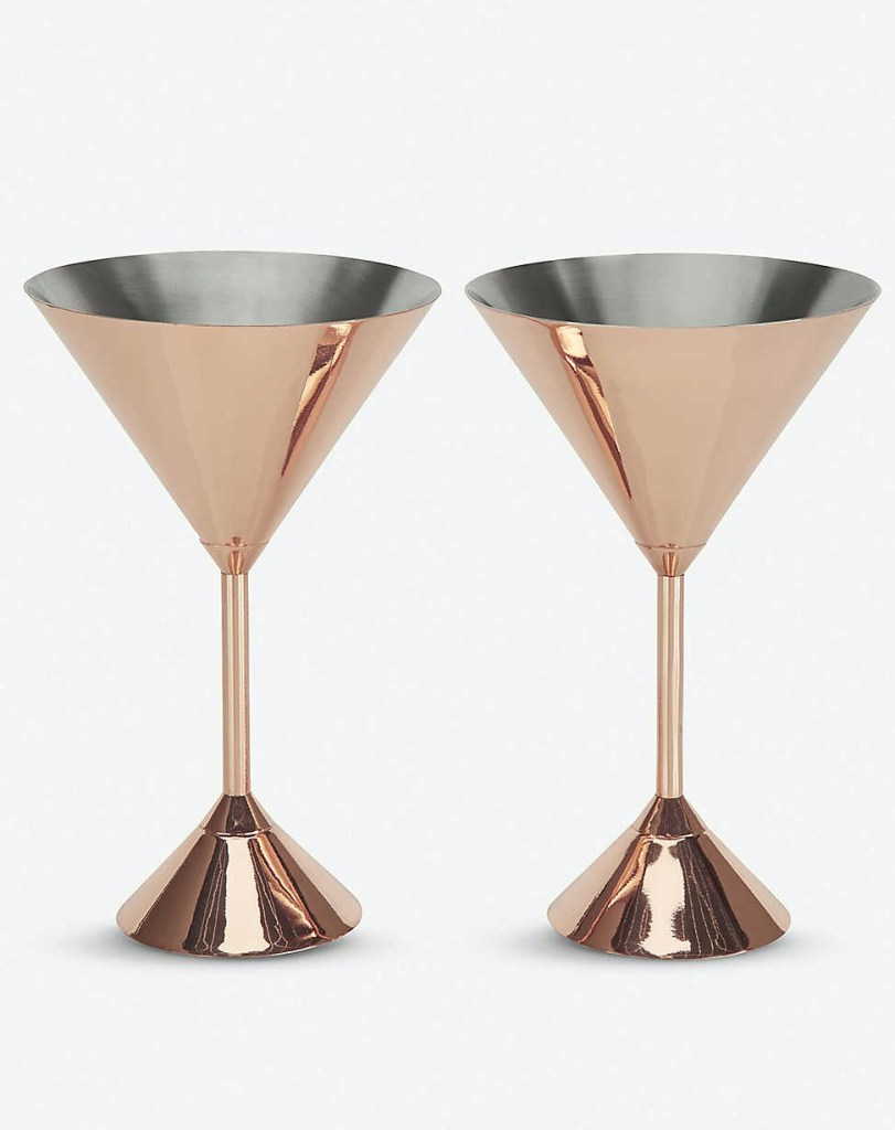 Tom Dixon Cocktail Glasses