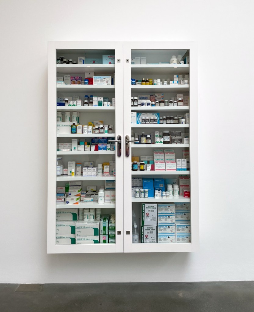 Damien Hirst Don't Stop Me Now