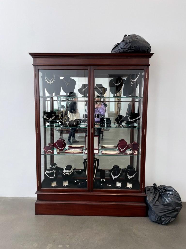 Damien Hirst The Gagosian Gallery