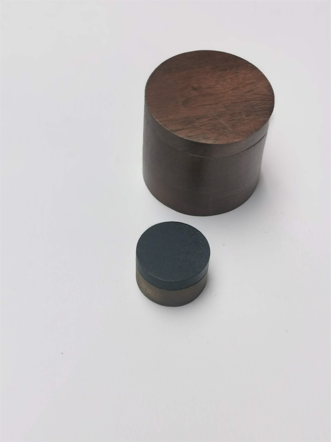 Wooden Jars for Cosmetics